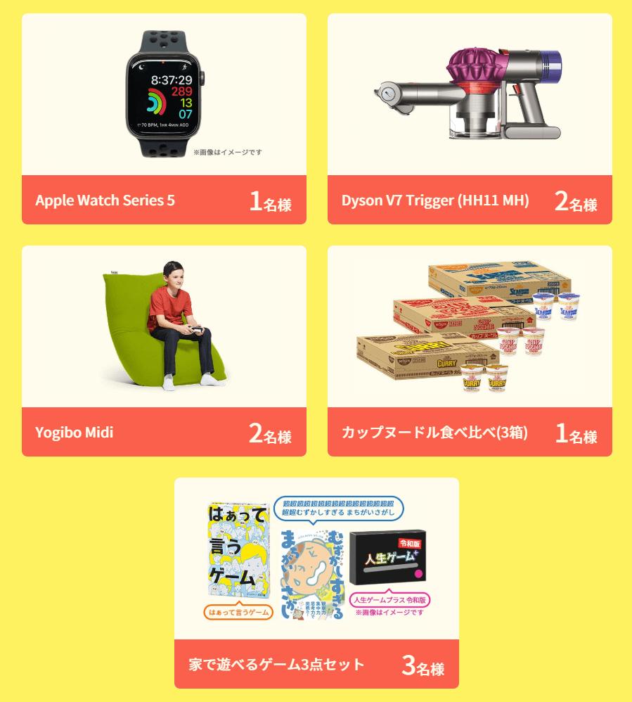 ConoHa豪華賞品プレゼントキャンペーン